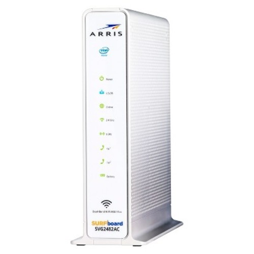 SVG2482AC SURFboard DOCSIS 3.0 Cable/Voice Modem & Wi-Fi Router