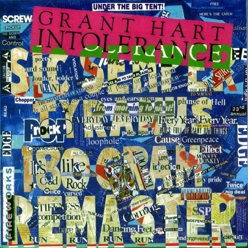 Intolerance [LP] - VINYL