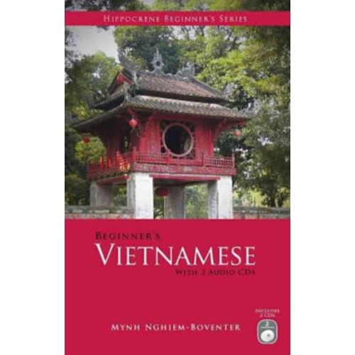 Beginner's Vietnamese with 2 Audio CDs (Vietnamese Edition) (Hippocrene Beginner's) Paperback