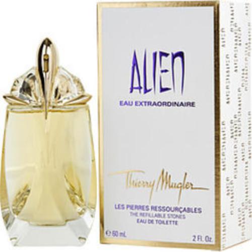Thierry Mugler Alien Eau Extraordinaire Eau De Toilette Spray Refillable 2 Oz By Thierry Mugler For Women