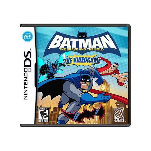 Batman: The Brave and the Bold for Nintendo DS