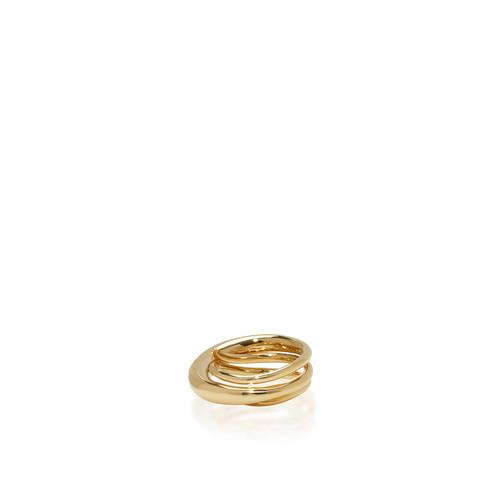 Gold Hurly Burly Ring