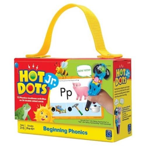Hot Dots Jr. Cards - Beginning Phonics