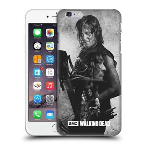 Official Amc The Walking Dead Exposure Daryl Hard Back Case For Apple Iphone 6 Plus / 6S Plus