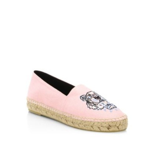 KENZO Classic Faded Espadrilles