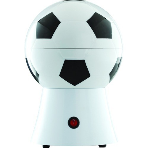 Brentwood - 12-Cup (PC-482) Soccer Ball Popcorn Maker - White