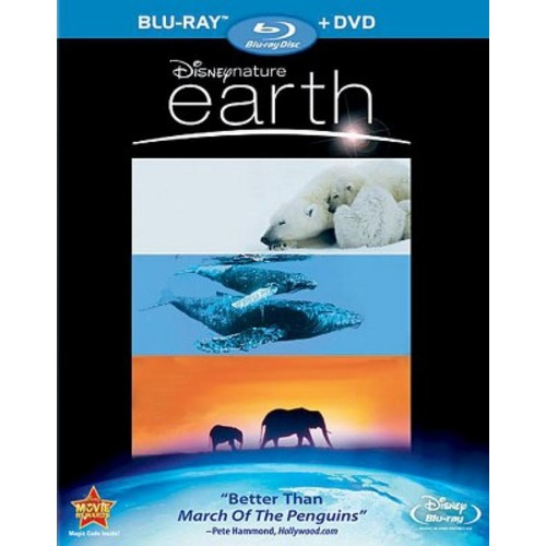 Earth (2 Discs) (Blu-ray/DVD)