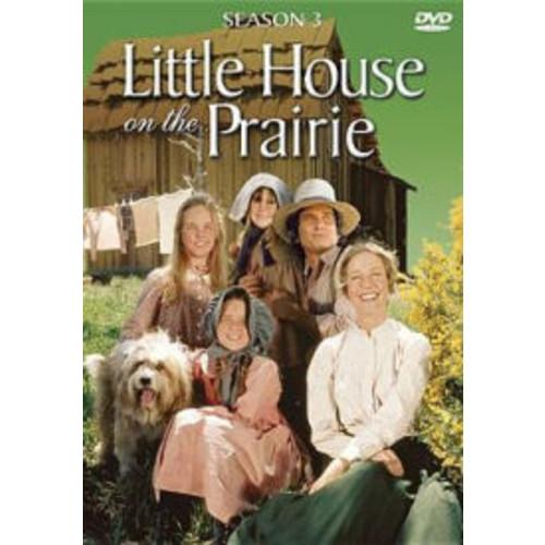 Little House On Prairie - Season 3