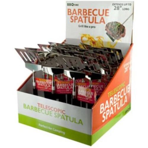 DDI Telescopic Barbecue Spatula Counter Top Display (DLR349572)