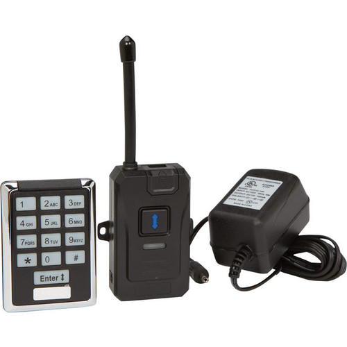 Garage Armour Security Kit with Keypad Remote