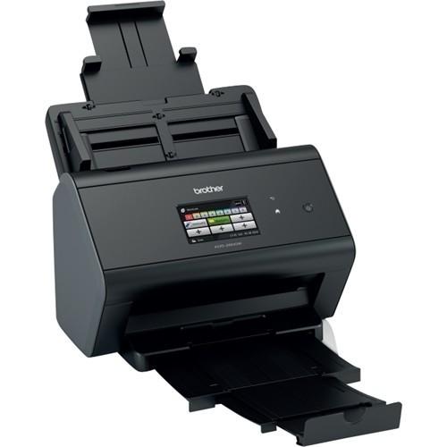 Brother - ImageCenter ADS-2800W Wireless Document Scanner