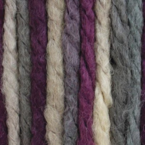 Chunky Big Ball Yarn, Ombres, Intrigue