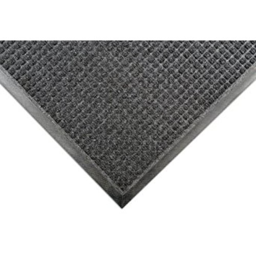 Notrax 166 Guzzler Entrance Mat, for Lobbies and Entranceways, 2' Width x 3' Length x 1/4