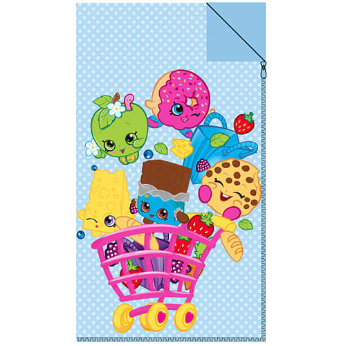 Shopkins Slumberbag with Carry Backpack