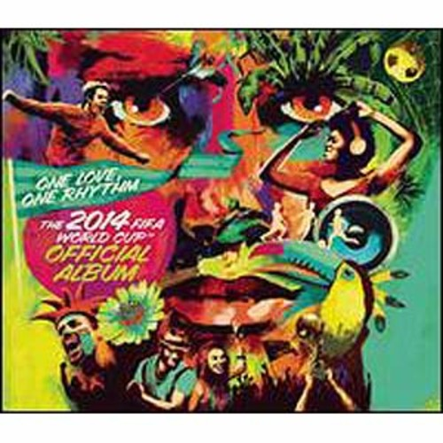 One Love,One Rhythm-2014 Various Artists  Dlx