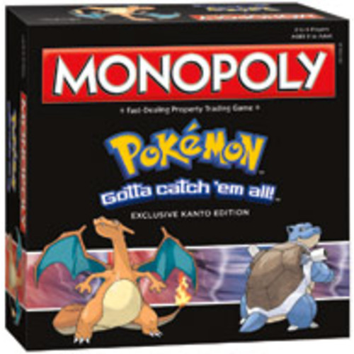 Monopoly: Pokemon Collector's Edition - Only at GameStop