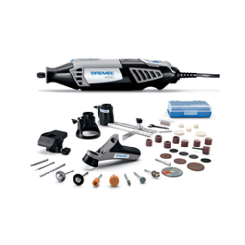 Dremel 4000 Series 39-Piece Variable Speed Rotary Multipurpose Rotary Tool Kit with Hard Case