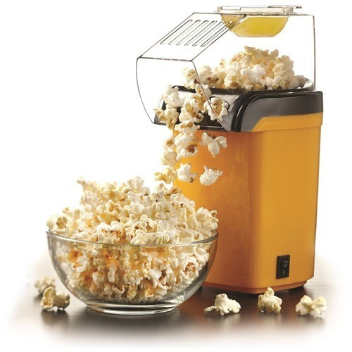 Brentwood - 12-Cup (PC-486Y) Hot Air Popcorn Maker - Yellow