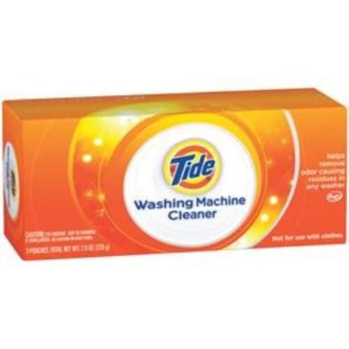 Procter & Gamble Tide Washing Machine Cleaner.