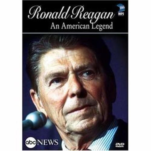 ABC News: Ronald Reagan - An American Legend B&W