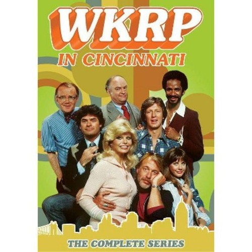 WKRP In Cincinnati: The Complete Series (Full Frame)