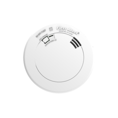First Alert Battery-Powered Photoelectric Combination Smoke and Carbon Monoxide Detector