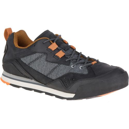 MERRELL Men's Burnt Rock Casual Shoes, Black
