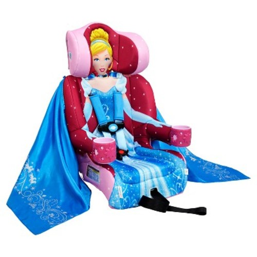 KidsEmbrace Combination Booster Car Seat - Disney Cinderella