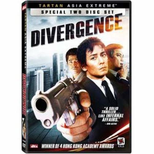 Divergence WSE DTS/DD5.1/DD2
