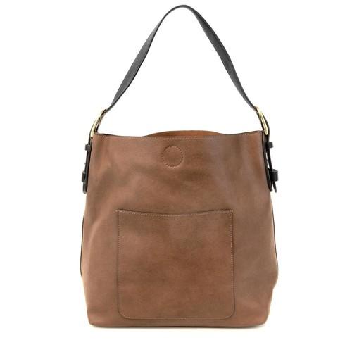 Chestnut Hobo Bag