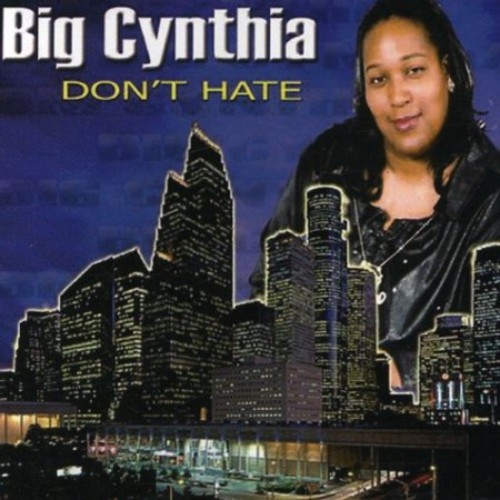 Don't Hate [CD]