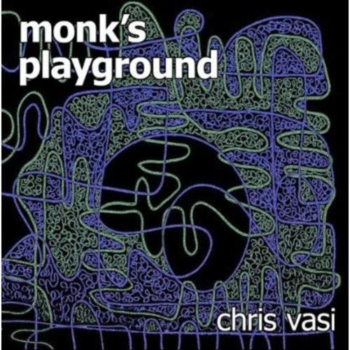 Monk's Playground [CD]