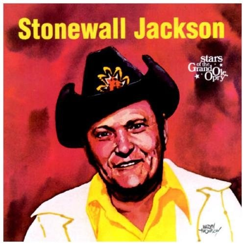 Stonewall Jackson CD