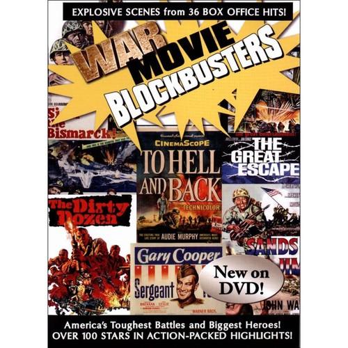 War Movie Blockbusters [DVD] [2015]