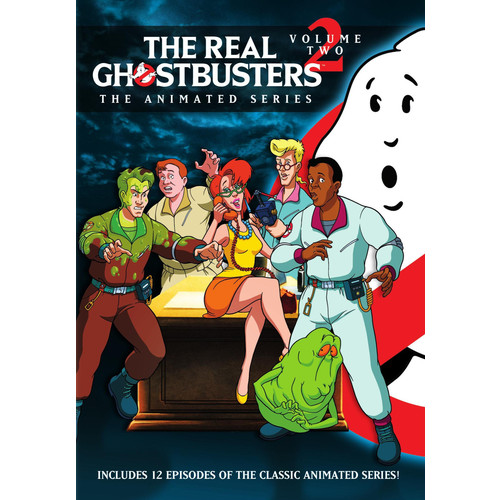 The Real Ghostbusters: The Animated Series - Volume 2 [DVD]