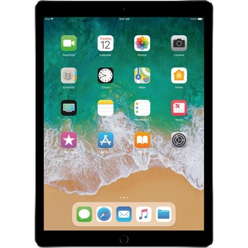 Apple - 12.9-Inch iPad Pro (Latest Model) with Wi-Fi - 64GB - Space Gray