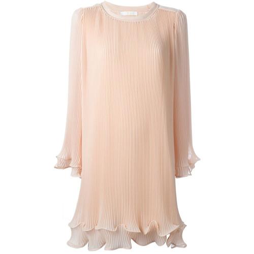 CHLOÉ Pleated Dress