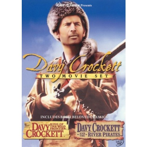 Davy Crockett: King Of The Wild Frontier/River Pirates