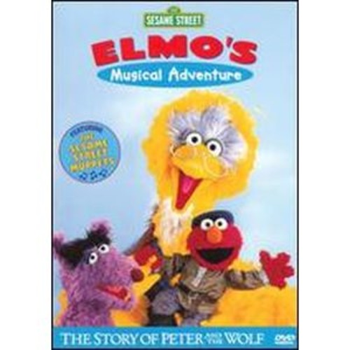 Elmo's Musical Adventures: Story of Peter and the Wolf DD