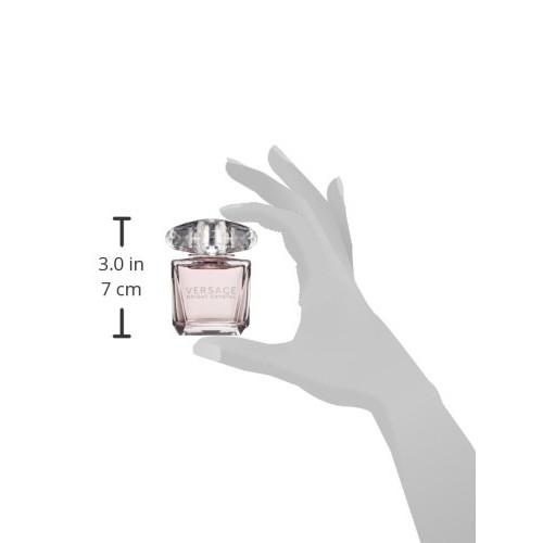 Versace Bright Crystal By Gianni Versace For Women, Eau De Toilette Spray, 1-Ounce Bottle [1 Ounces]