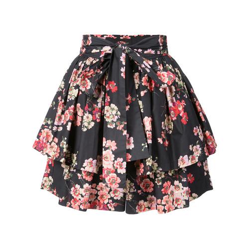 Tasha layered shorts