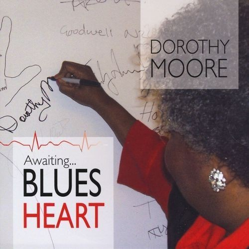 Awaiting Blues Heart [CD]