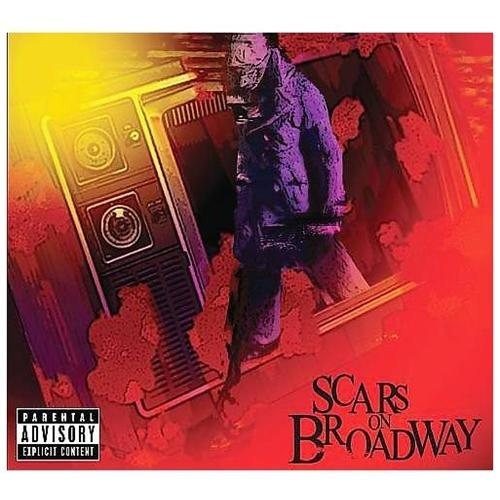 Scars On Broadway(Limited Edition) CD (2008)
