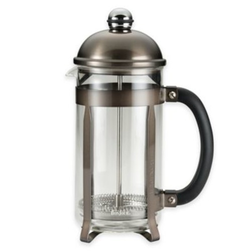BonJour 8-Cup Maximus French Press in Truffle