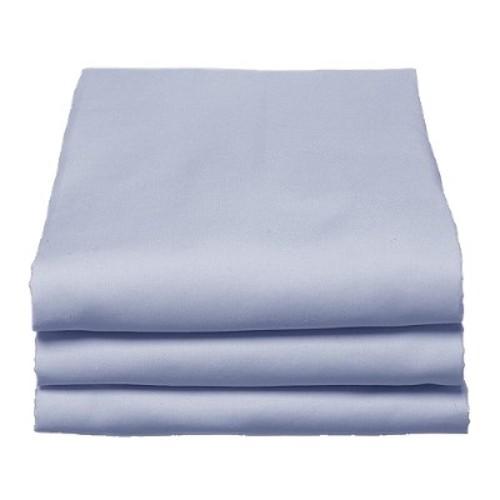 Royal Heritage 3pk Bassinet Sheets - Blue