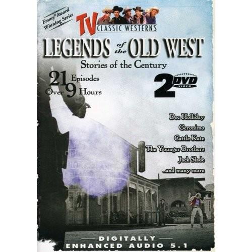 Legends of the Old West V01