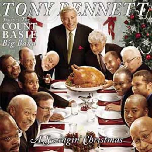 Tony Bennett - A Swingin' Christmas Feat. The Count Basie Big Band [Audio CD]