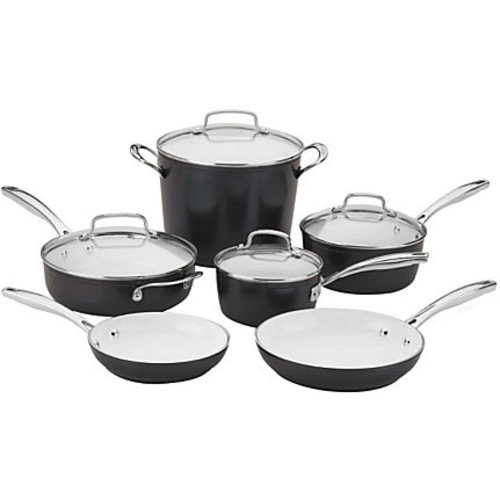 Cuisinart Elements 59I-10BK Cookware