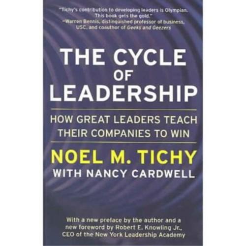 The Cycle of Leadership Noel M. Tichy Paperback