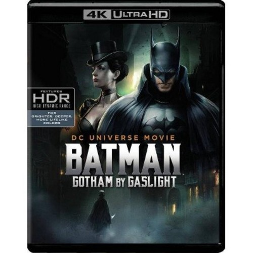 Batman: Gotham by Gaslight (4K/UHD + Blu-ray + Digital)